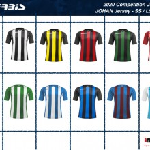 Johan Competition Jersey I Inspired Sports Solutions Ltd
