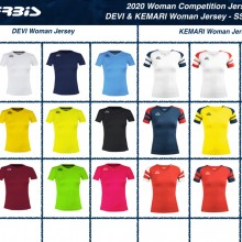Devi & Kemari Woman Competition Jersey I Inspired Sports Solutions Ltd
