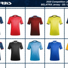 Belatrix Competition Jersey I Inspired Sports Solutions Ltd