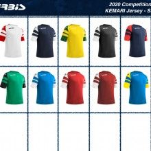Kemari Competition Jersey I Inspired Sports Solutions Ltd