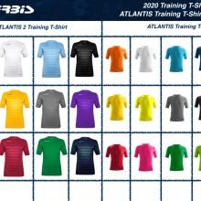Atlantis Training T-Shirts I Inspired Sports Solutions Ltd
