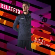 Belatrix Half Zip Sweatshirt | Inspired Sports Solutions Ltd