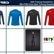 Belatrix Crew Neck Training Sweatshirt | Inspired Sports Solutions Ltd