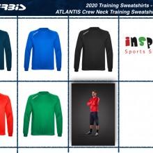 Atlantis Crew Neck Training Sweatshirt I Inspired Sports Solutions Ltd