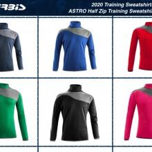 Astro Half Zip Training Sweatshirt I Inspired Sports Solutions Ltd