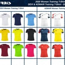 Devi & Kemari Woman Training T-Shirts I Inspired Sports Solutions Ltd