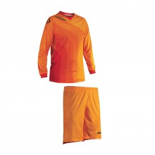 Evo Goalkeeper Jersey & Shorts I Orange I Inspired Sports Solutions Ltd