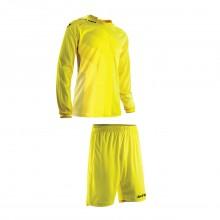 Evo Goalkeeper Jersey & Shorts I Yellow I Inspired Sports Solutions Ltd
