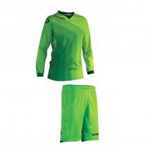 Evo Goalkeeper Jersey & Shorts I Green I Inspired Sports Solutions Ltd