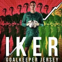 Iker Goalkeeper Jersey | Inspired Sports Solutions Ltd