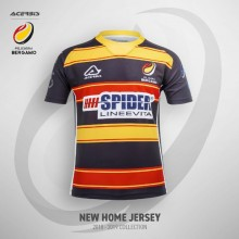 Rugby Bergamo Club Jersey (Italy) | Inspired Sports Solutions Ltd
