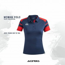 Kemari Woman Polo Shirt I Inspired Sports Solutions Ltd