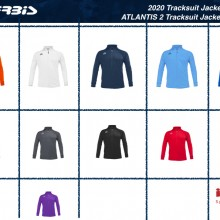 Atlantis 2 Tracksuit Jacket I Inspired Sports Solutions Ltd