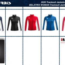 Belatrix Woman Tracksuit Jacket | Inspired Sports Solutions Ltd