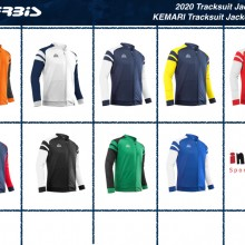 Kemari Tracksuit Jacket I Inspired Sports Solutions Ltd