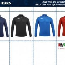 Belatrix Half Zip Sweatshirts I Inspired Sports Solutions Ltd