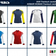 Kemari Woman Tracksuit Jacket I Inspired Sports Solutions Ltd