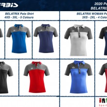 Belatrix Polo Shirt I Inspired Sports Solutions Ltd
