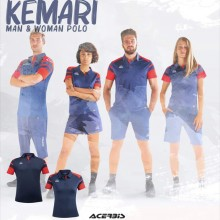 Kemari Polo Shirt I Inspired Sports Solutions Ltd