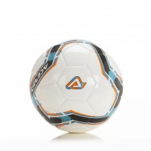 Joy Light Training Ball | Available in Size 5 in Black/Light Blue/Fluo Orange I Inspired Sports Solutions Ltd