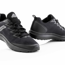 X-KAL Trainers I Black I Inspired Sports Solutions Ltd
