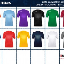 Atlantis 2 Competition Jersey I Inspired Sports Solutions Ltd