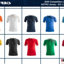 Astro Competition Jersey I Inspired Sports Solutions Ltd