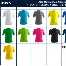Atlantis Training T-Shirt I Inspired Sports Solutions Ltd