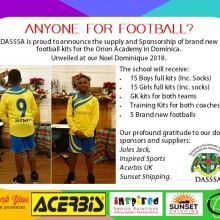DASSA Charity | Inspired Sports Solutions Ltd