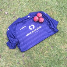 Official NET BOWLER Jersey - The Ashes First Test July 2019 (Edgbaston) I Inspired Sports Solutions Ltd