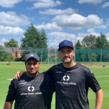 Official NET MANAGER Team - The Ashes First Test July 2019 (Edgbaston) I Inspired Sports Solutions Ltd