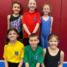 Colmore Junior School Gymnastics Team I Inspired Sports Solutions Ltd