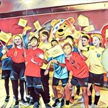Colmore Junior School Children in Need 2019 I Inspired Sports Solutions Ltd
