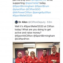 Clifton Primary School I Inspired Sports Solutions Ltd