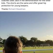 GK Parent Testimonial I Inspired Sports Solutions Ltd