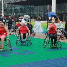 Birmingham Commonwealth Games 2022 Social Event I Inspired Sports Solutions Ltd