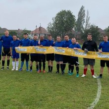 Cystic Fibrosis Charity Football Match July 2019 I Inspired Sports Solutions Ltd