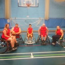 Birmingham Eagles Wheelchair Basketball Club I Inspired Sports Solutions Ltd