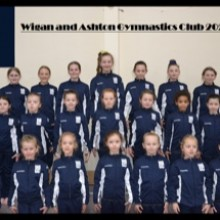 Wigan & Ashton Gymnastics Club I Inspired Sports Solutions Ltd