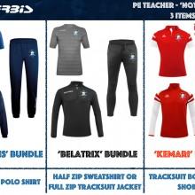 NQT PE TEACHER BUNDLE - 3 ITEMS I Inspired Sports Solutions Ltd