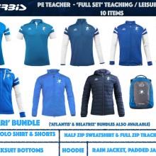 PE TEACHER FULL SET BUNDLE - 10 ITEMS I Inspired Sports Solutions Ltd