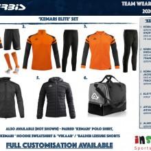 KEMARI 'ELITE' SET 2020 - 10 ITEMS I Inspired Sports Solutions Ltd