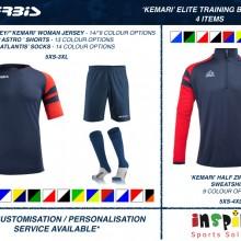 KEMARI 'ELITE' TRAINING BUNDLE 1 2020 - 4 ITEMS I Inspired Sports Solutions Ltd