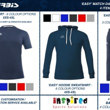 EASY 'MATCH DAY' BUNDLE 2020 I Inspired Sports Solutions Ltd