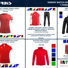 KEMARI 'MATCH DAY' BUNDLE 2020 I Inspired Sports Solutions Ltd